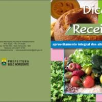 Dicas & Receitas - Aproveitamento Integral dos Alimentos